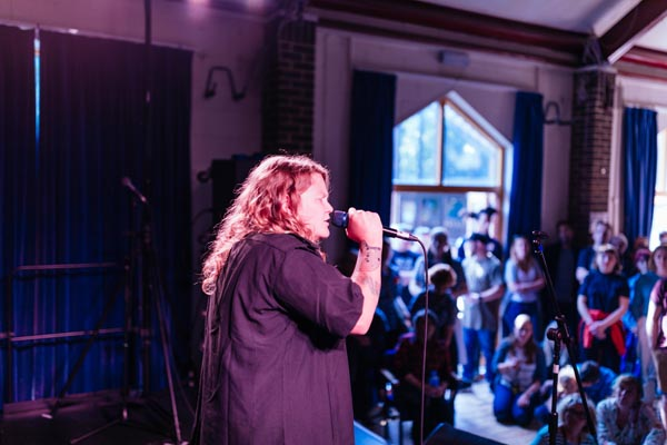 Kate Tempest debuts new album at secret 'Your Place' gig