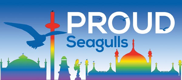 New LGBT+ supporters' group for Seagull fans