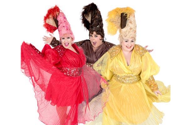 Fringe REVIEW: Diva Las Vegas @Brighton Spiegeltent