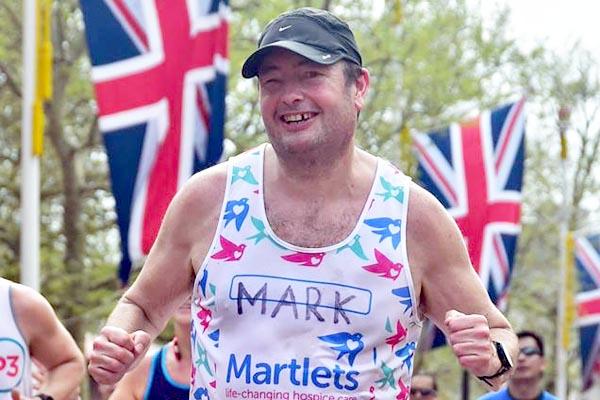 Martlets marathon man runs three marathons in six weeks