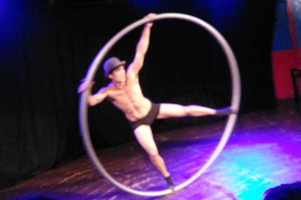 Fringe REVIEW: Circus'Sission @BOSCO
