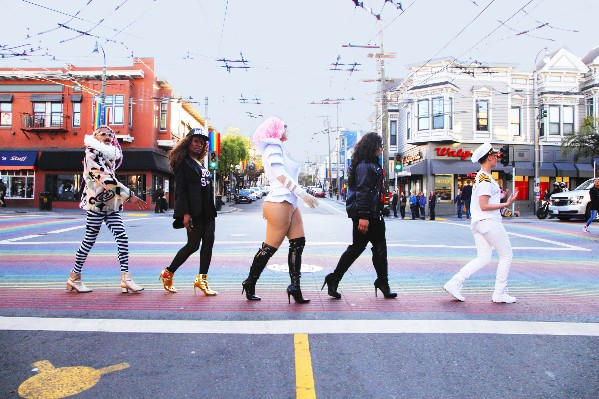 PREVIEW: Hip-hop singer Yaysh is feeling like a Boss for Pride.