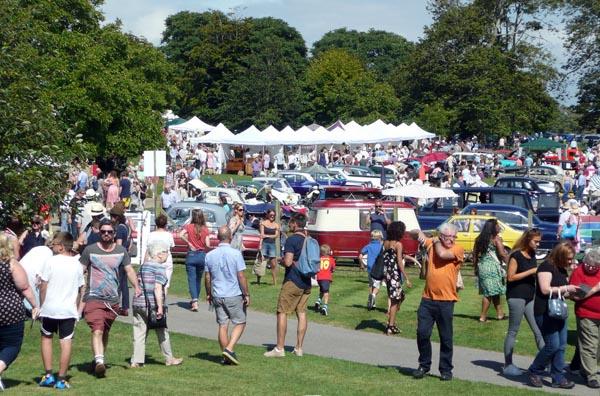 Firle Vintage Fair 2018 returns on August 11-12