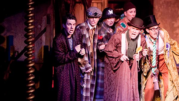 REVIEW: Iolanthe @Theatre Royal