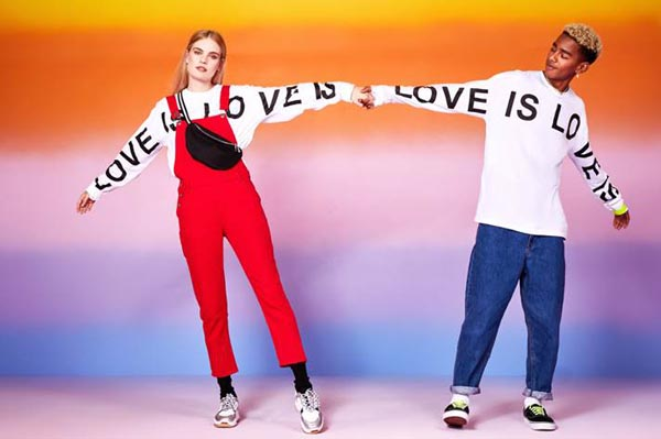 boohoo and boohooMAN launch their 2018 Pride collection
