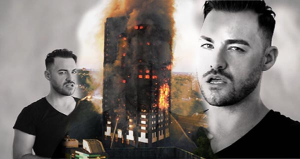 Grenfell Tower Fire anniversary charity single – one year on!