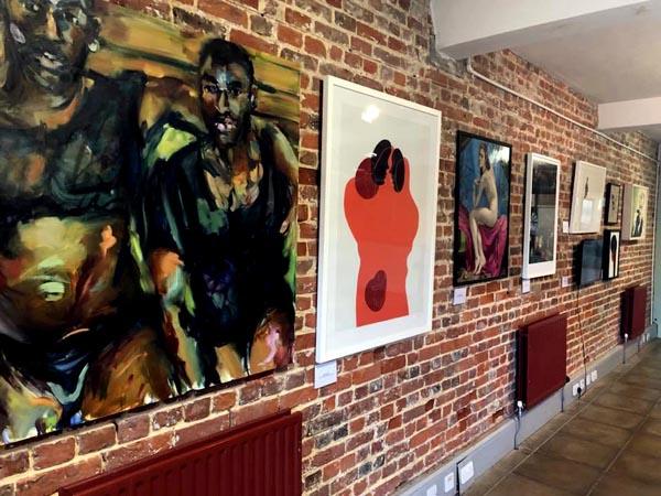UKPRIDE Arts Festival launched in Newport, IOW