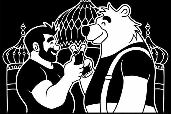 Full day of events at Brighton Bear Weekend