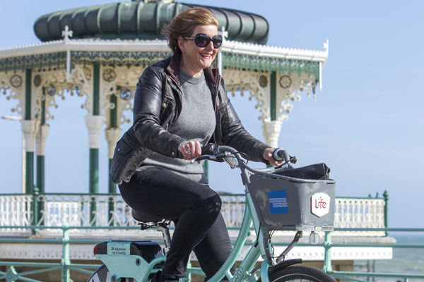 Council set to expand bike share scheme