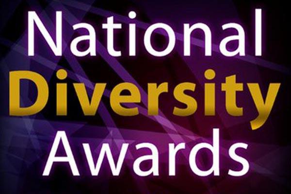 Shortlist announced for National Diversity Awards 2018