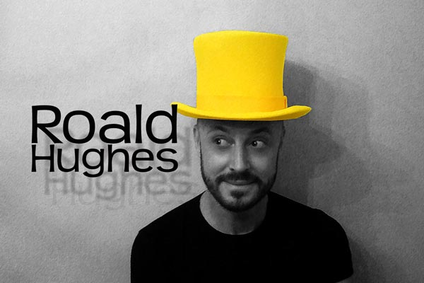 New album from ROALD Hughes – HeadSpace