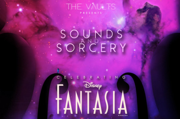 REVIEW: Sounds and Sorcery's Celebrating Fantasia @The Vaults, Waterloo