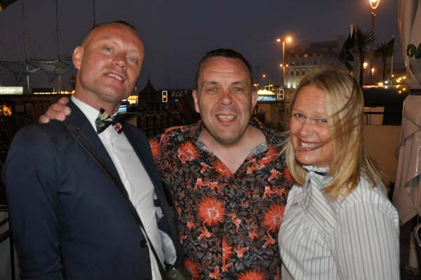 PICTURE DIARY: Pianoman celebrates 50th birthday with cancer fundraiser