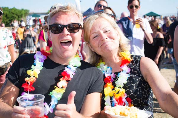 PICTURE DIARY: Worthing Pride – the people