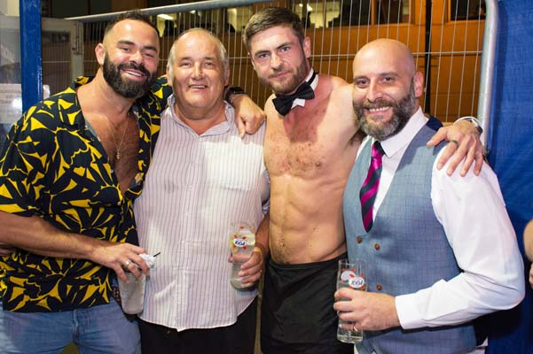 PICTURE DIARY: Doctor Brightons – a night to remember!