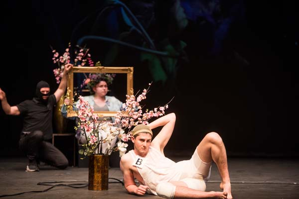 Creation (Pictures for Dorian) nominated for acclaimed theatre award