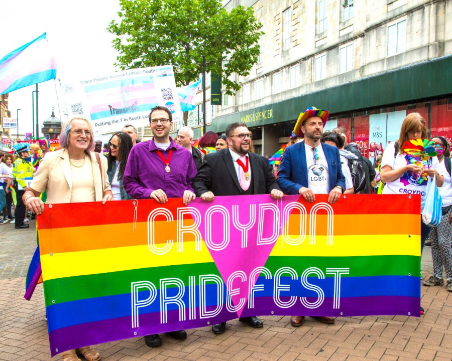Croydon PrideFest returns on July 14