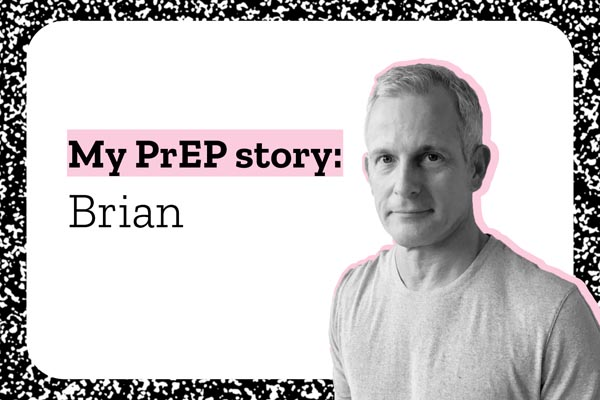Former police commander talks about his use of PrEP