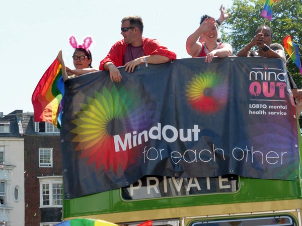 FEATURE: MindOut with Pride