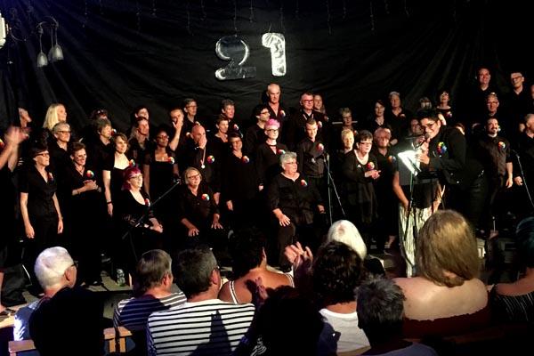REVIEW: Rainbow Chorus 21 @ St Georges Church
