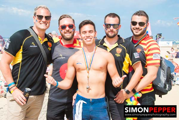 Record crowds visit Isle of Wight to celebrate National UK Pride