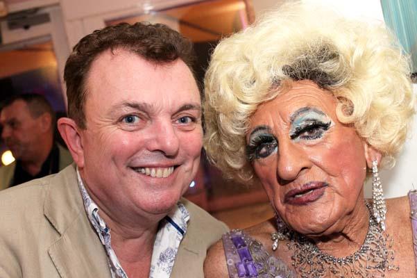 Brighton's 'Jewel in the Crown' – David Raven at 85!