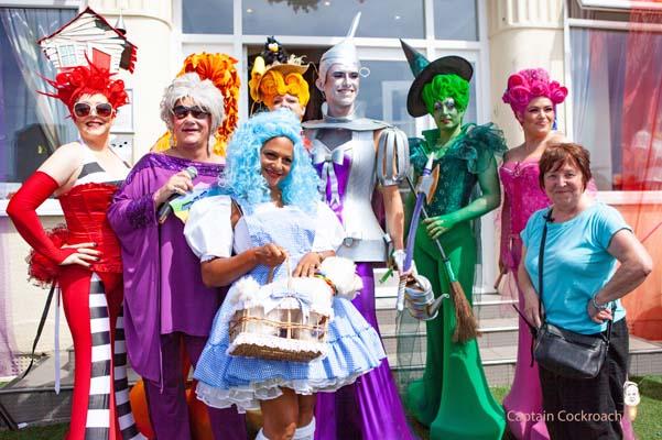 PRIDE IN PICTURES: Miss Jason's Brighton Pride champagne breakfast