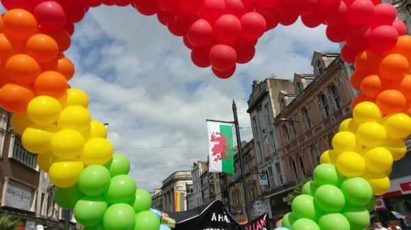 Pride Cymru 2018 – Cardiff Pride in pictures