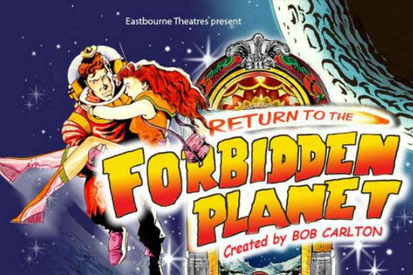 REVIEW: Return to the Forbidden Planet @Devonshire Park Theatre