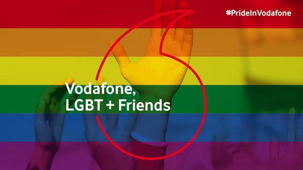Vodafone introduce trans-inclusive initiatives
