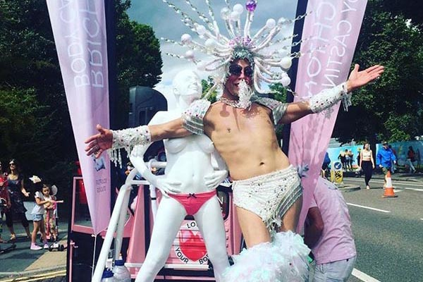 Nudes and nipples on Brighton Pride parade – all in the best possible taste!