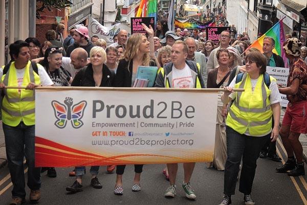 'Marsha Was Her Name' – Totnes to celebrate sixth Pride