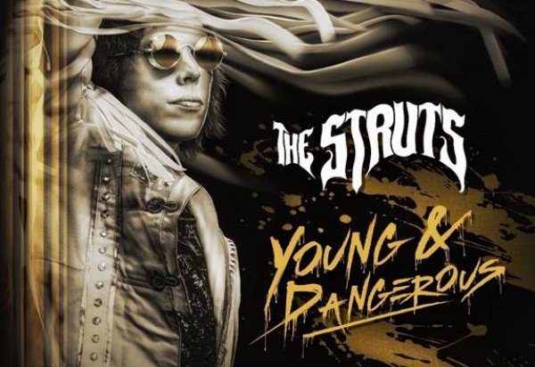 PREVIEW: British rock band The Struts reveal new track, and announce their upcoming album.