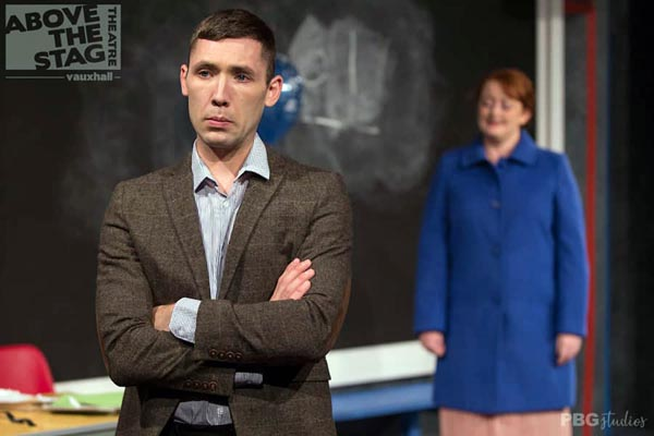 REVIEW: Next Lesson @Above The Stag Theatre in London