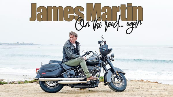 COMPETITION: Win a pair of tickets to see superstar chef James Martin at Brighton Centre
