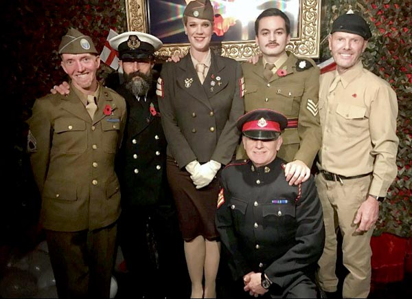 Tonight at Bar Broadway – We will remember them!
