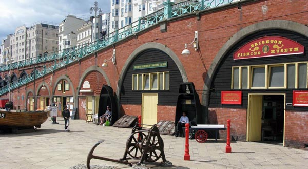 Brighton's Seafront Heritage – Looking towards the Future