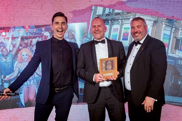 Two Brewers takes 'Best LGBT+ Pub' crown in national awards