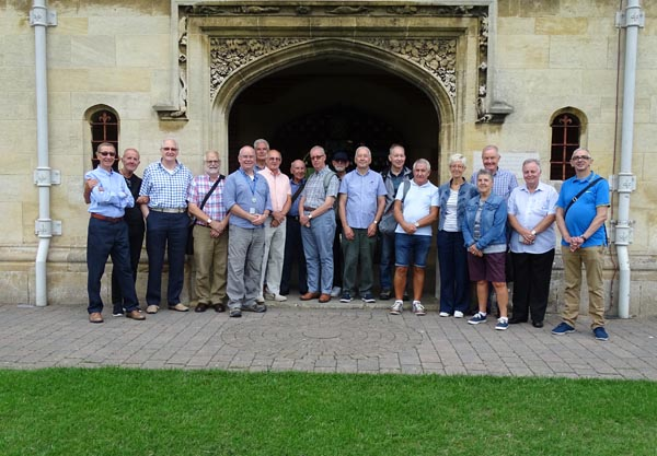 Eastbourne Rainbow visit Eastbourne College