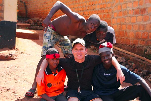 Local photographer becomes parent to 74 street kids in Kenya
