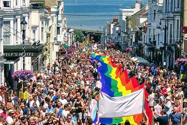 Island Pride features on BBC South documentary 'Inside Out'