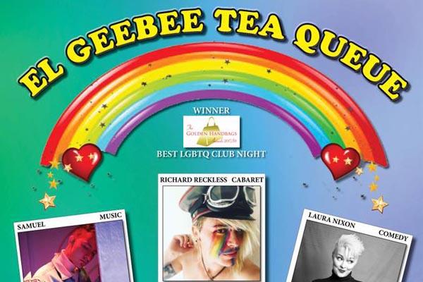 PREVIEW: El Geebee Tea Queue in October