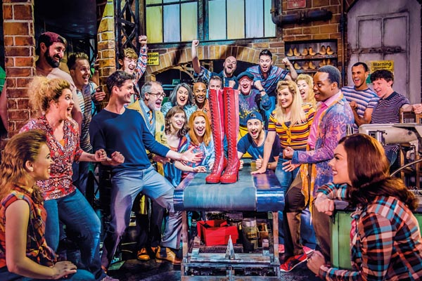 REVIEW: Kinky Boots the Musical @The Adelphi Theatre, London