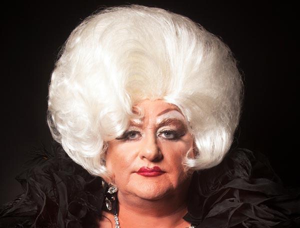 Davina Sparkle at 50!