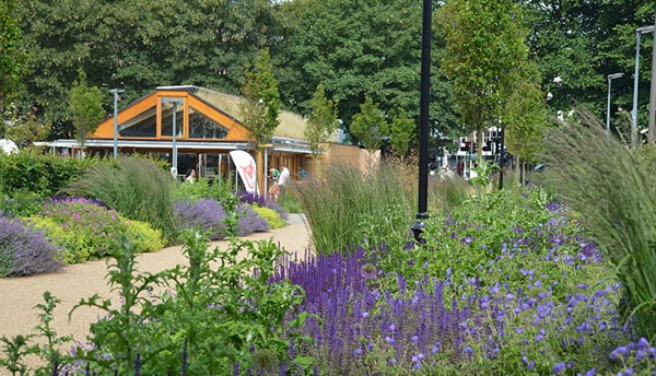Vote for your favourite Green Flag park