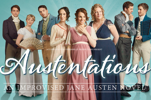 REVIEW: Austentatious @  Brighton Dome