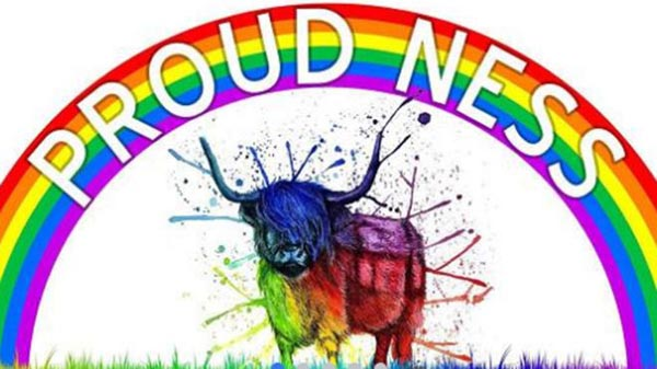 Inverness and Stornoway hold historic LGBT+ Pride celebrations