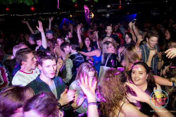 English Disco Lovers to stage fundraising Masked Fireworks Ball