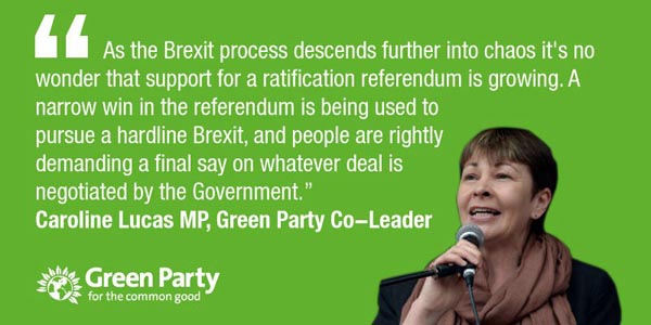 Greens Brexit petition triggers Brighton Council debate