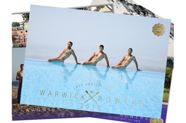 Warwick Rowers celebrate ten years challenging homophobia